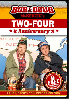 Cover of                   the Two-Four Anniversary DVD