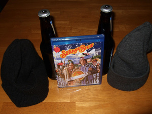 Strange Brew                   blu-ray & accessories